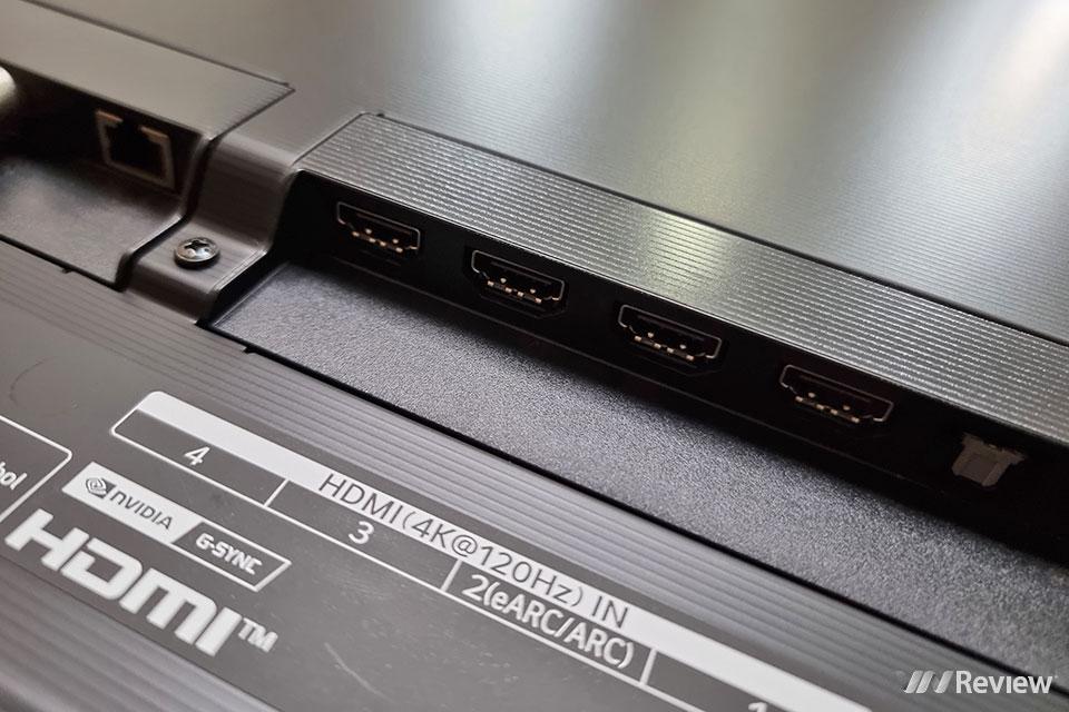 Đọ LG G1 và LG GX 65 inch: lần đầu so tấm nền OLED Evo thế hệ mới và đời cũ - VnReview 2020 5