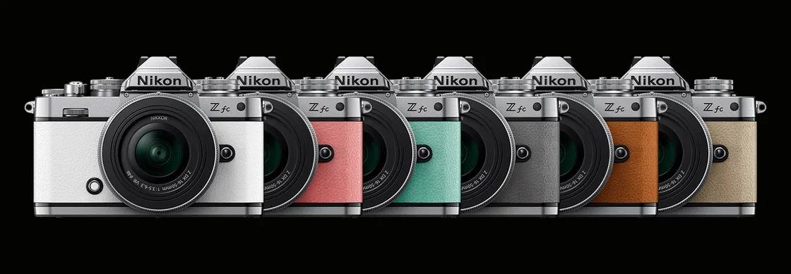 Nikon trình làng Nikon Z FC: chiếc máy ảnh mirrorless kỹ thuật số với thiết kế máy film
