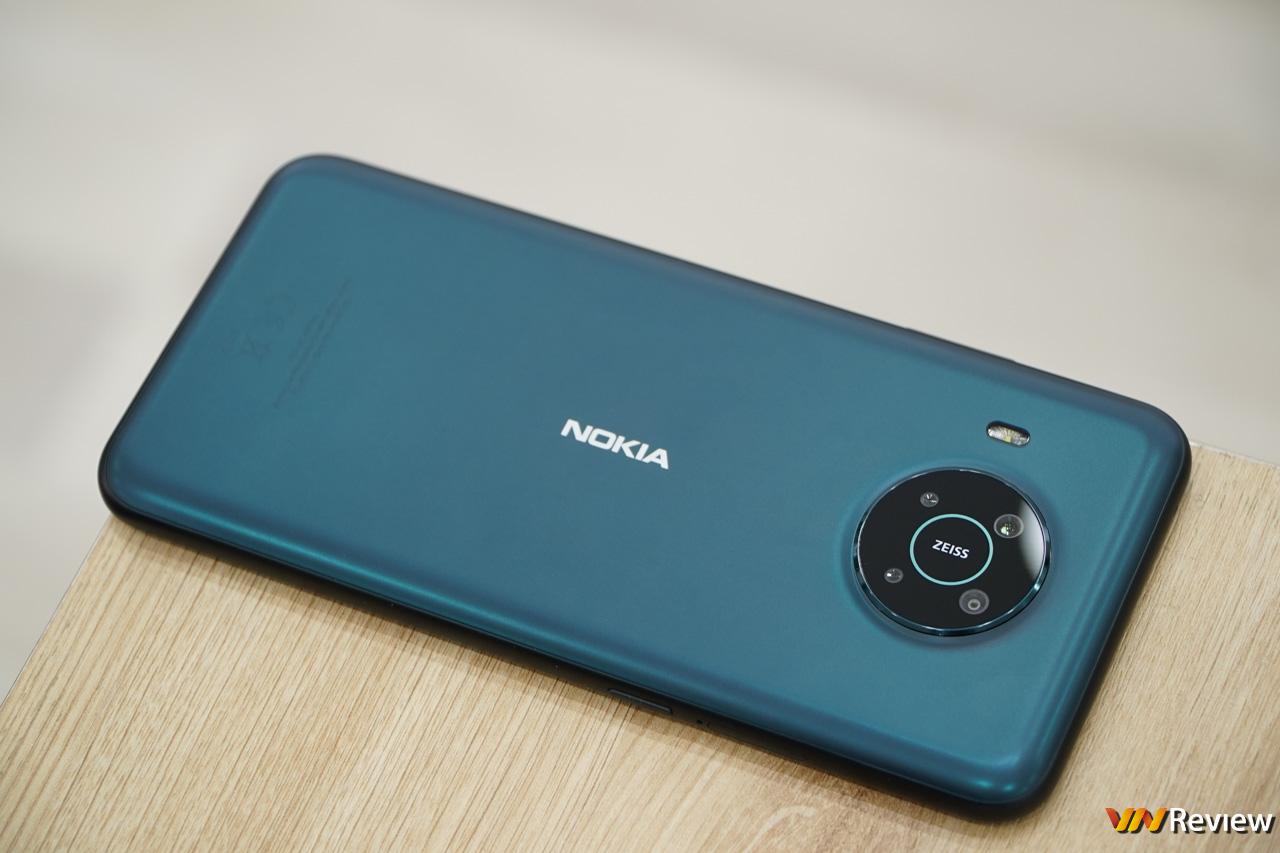 Trên tay Nokia X10: dồn lực cho cuộc đua 5G