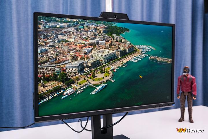 Đánh giá màn hình ViewSonic VG2440V: Mảnh ghép còn thiếu cho góc làm việc tại nhà mùa dịch