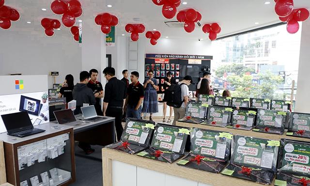 GfK: FPT Shop chiếm 31% thị phần bán lẻ laptop