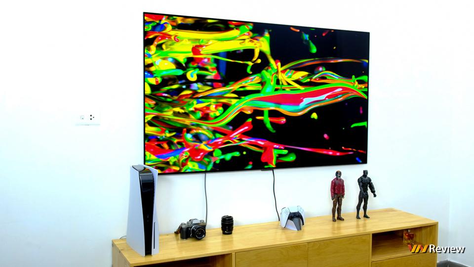 """Thử trò chơi Play trên LG G1: Hóa ra TV OLED Evo mới là màn hình trò chơi """"xịn sò"""" nhất - VnReview 2020 2"""