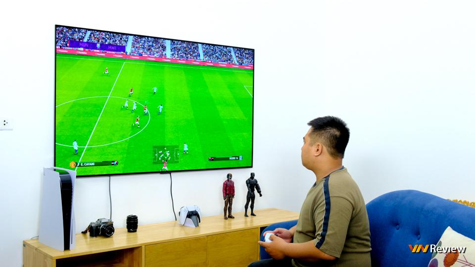 """Thử trò chơi Play trên LG G1: Hóa ra TV OLED Evo mới là màn hình trò chơi """"xịn sò"""" nhất - VnReview 2020 8"""