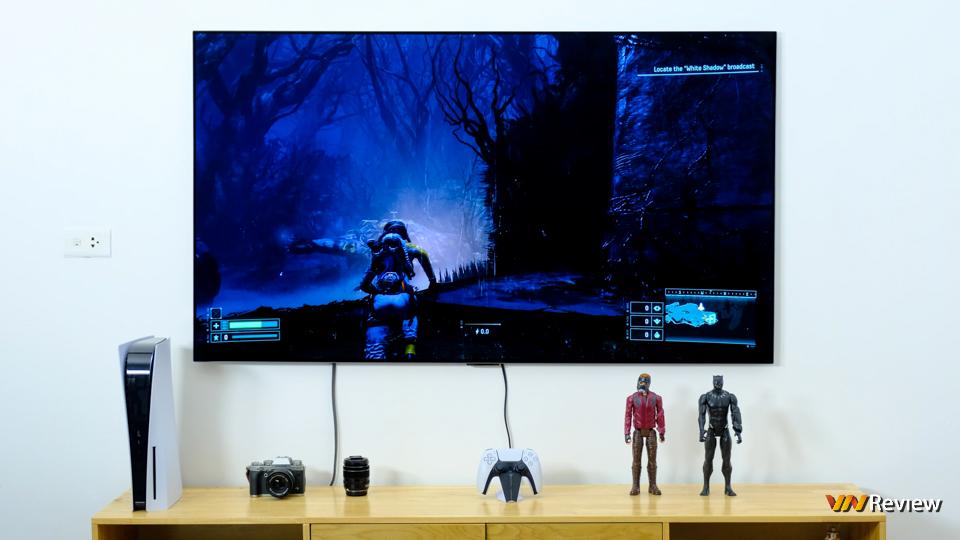 """Thử trò chơi Play trên LG G1: Hóa ra TV OLED Evo mới là màn hình trò chơi """"xịn sò"""" nhất - VnReview 2020 5"""