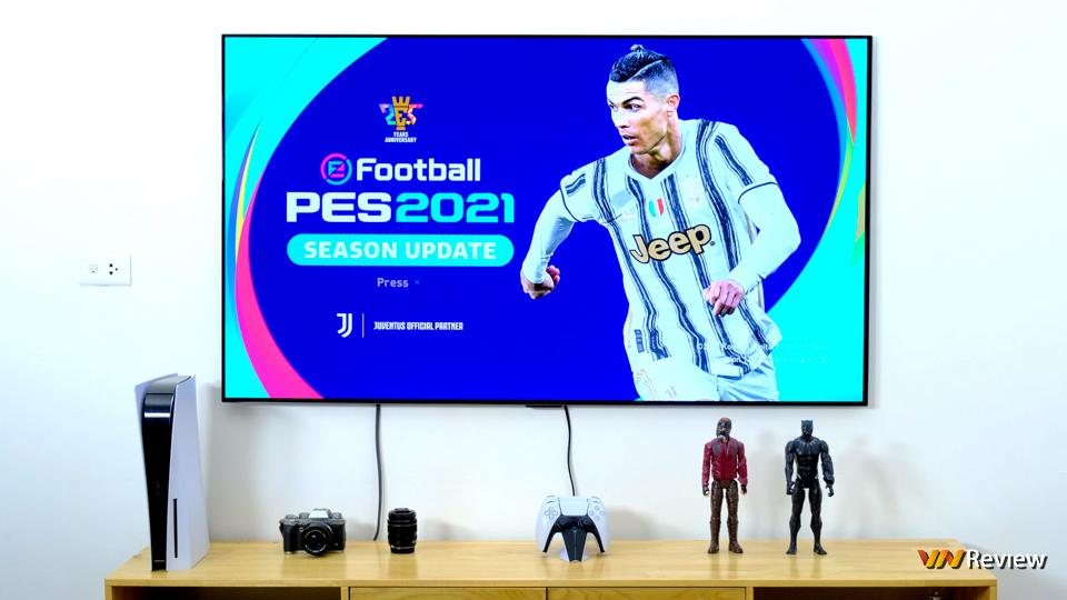 """Thử trò chơi Play trên LG G1: Hóa ra TV OLED Evo mới là màn hình trò chơi """"xịn sò"""" nhất - VnReview 2020 3"""