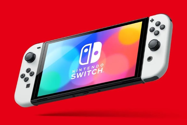Nintendo Switch mới nâng cấp màn hình OLED 7 inch, cấu hình như cũ