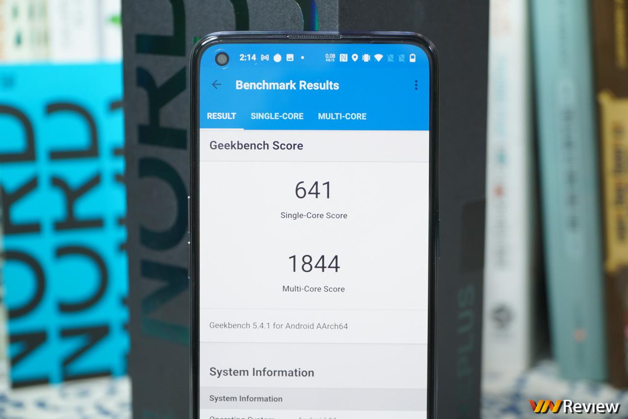Đánh giá OnePlus Nord CE 5G: dồn lực cho nhu cầu thiết yếu - VnReview 2020 3