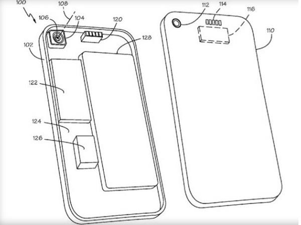 iPhone của Apple sẽ sớm được trang bị một ống kính rời?