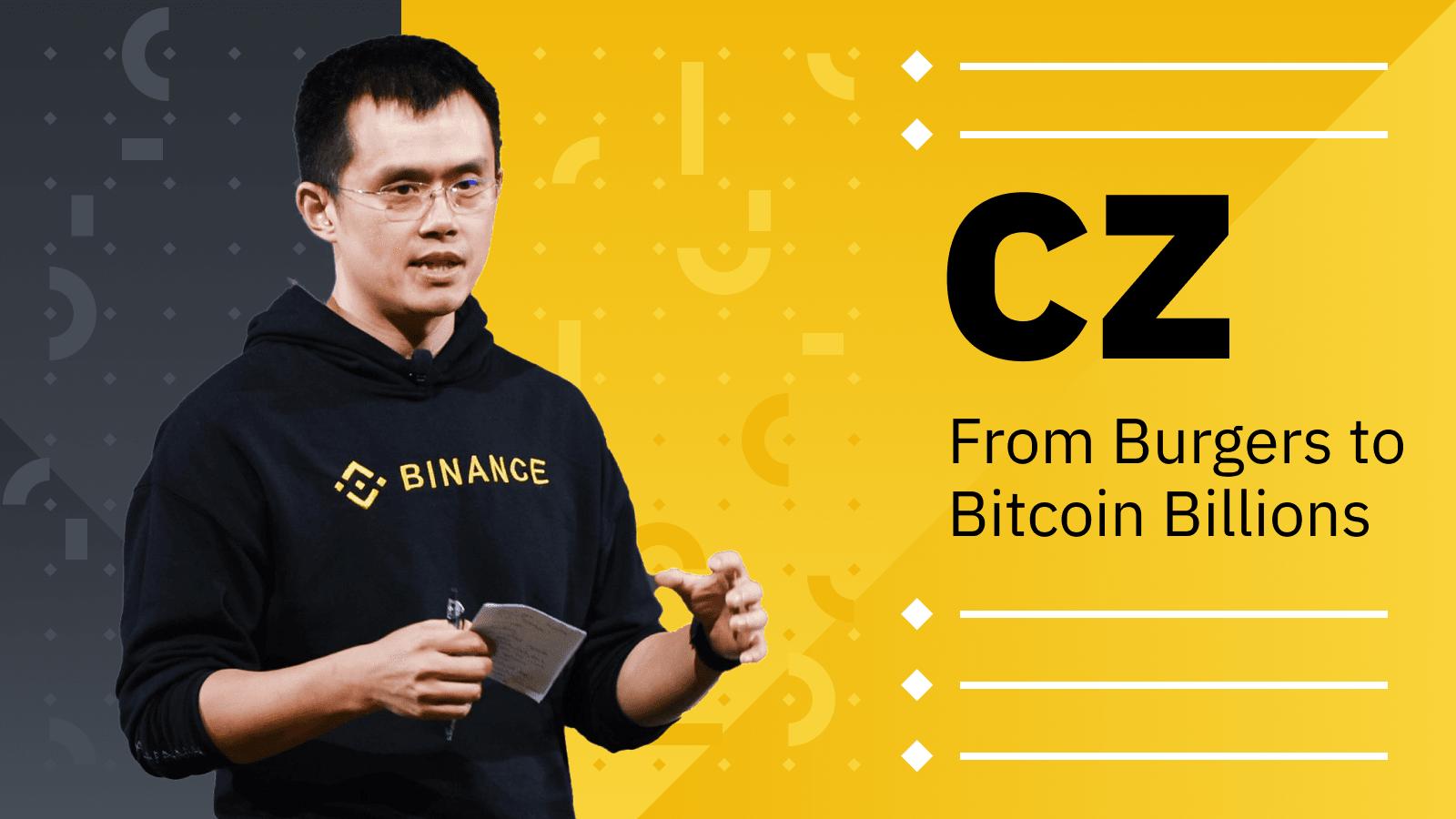 """Ông trùm tiền số Chang Peng Zhao đã xây dựng """"đế chế"""" công nghệ blockchain như thế nào?"""