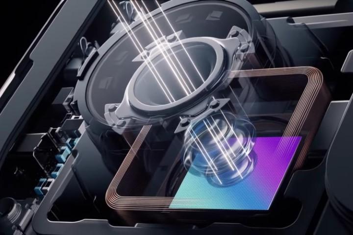LG hợp tác với Corning, phát triển thấu kính lỏng hòng cạnh tranh Samsung