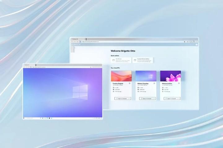 Microsoft đưa PC lên mây với dịch vụ Windows 365