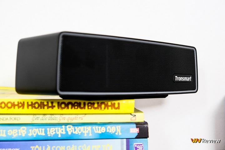 Đánh giá loa bluetooth Tronsmart Studio: Diện mạo mới, điểm nhấn âm trầm