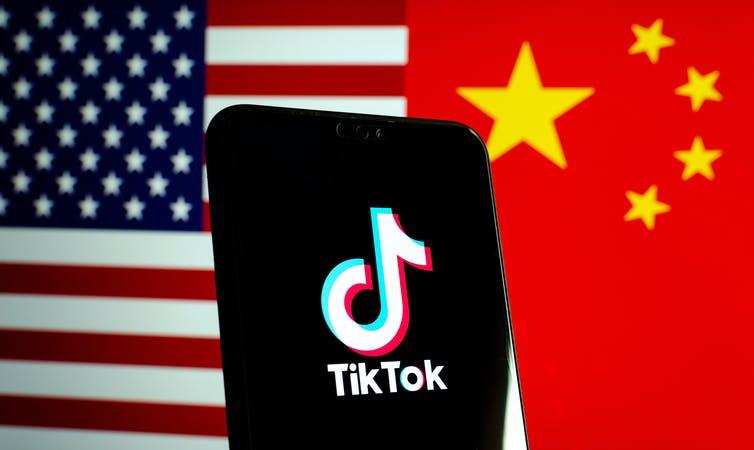Người Mỹ sợ bị TikTok đưa dữ liệu sang Trung Quốc
