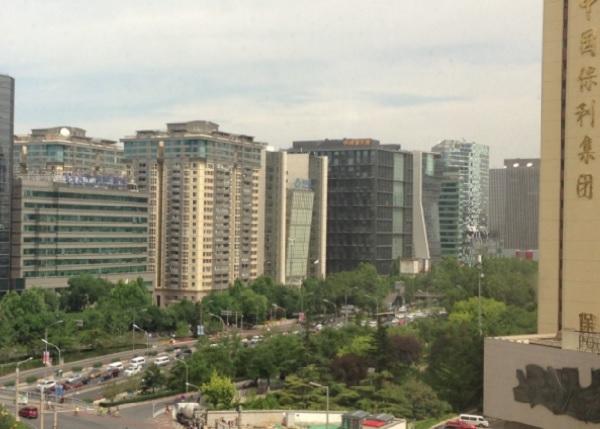 Các thành phố ở Trung Quốc là nơi phát thải khí nhà kính nhiều nhất thế giới