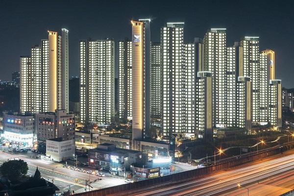 Hàn Quốc tiếc nuối những khu chung cư cũ trong làn sóng xây mới