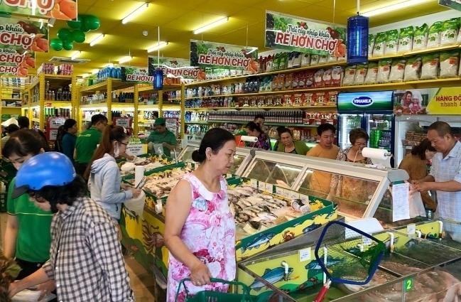 Bách Hóa Xanh thông báo sẽ không tăng giá thực phẩm giai đoạn dịch