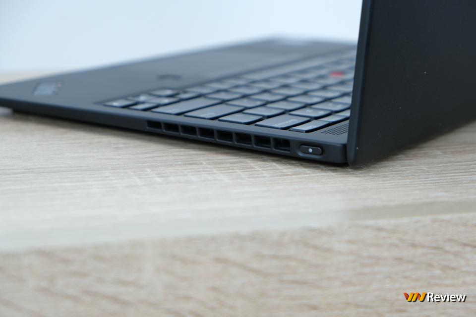 Đánh giá Lenovo ThinkPad X1 Nano: Chiếc ThinkPad cực mỏng nhẹ chúng ta hằng mong đợi - VnReview 2020 6