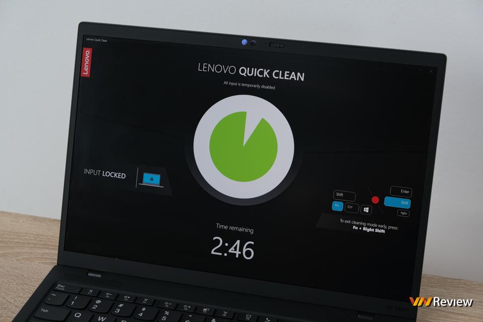 Đánh giá Lenovo ThinkPad X1 Nano: Chiếc ThinkPad cực mỏng nhẹ chúng ta hằng mong đợi - VnReview 2020 20