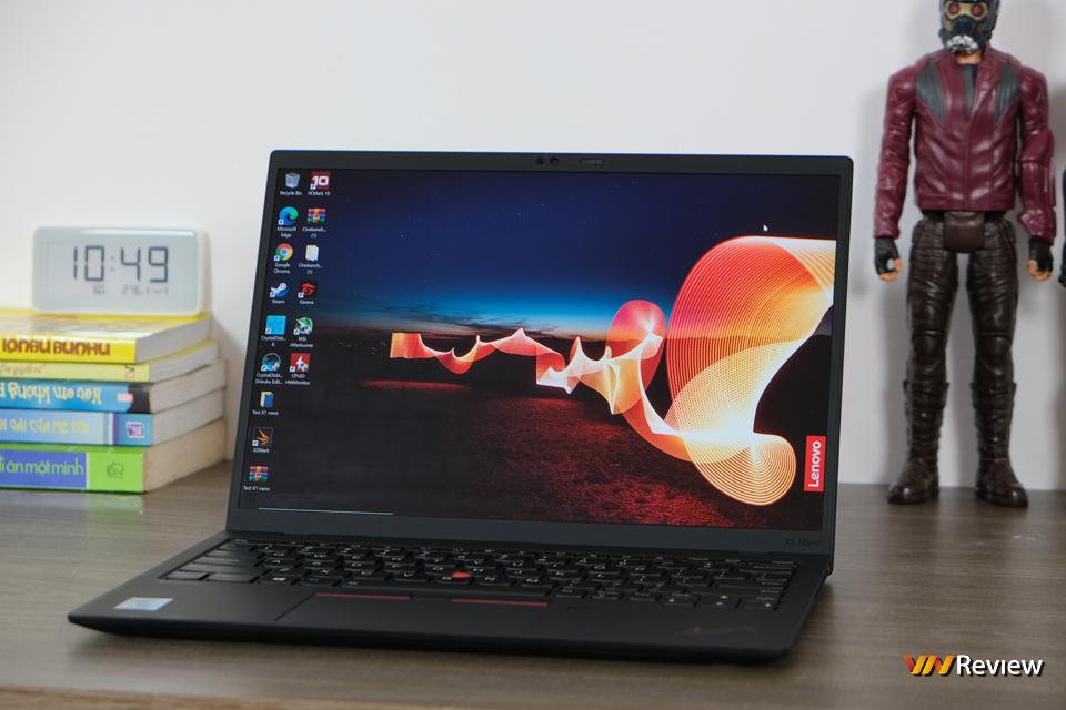 Đánh giá Lenovo ThinkPad X1 Nano: Chiếc ThinkPad cực mỏng nhẹ chúng ta hằng mong đợi - VnReview 2020 1
