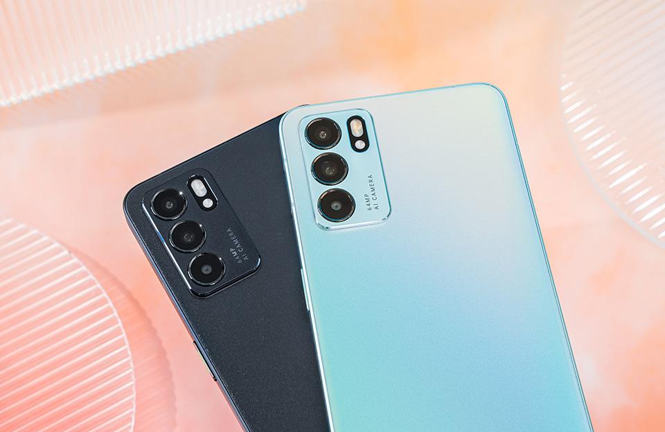 Oppo ra mắt 2 smartphone 5G ở Việt Nam