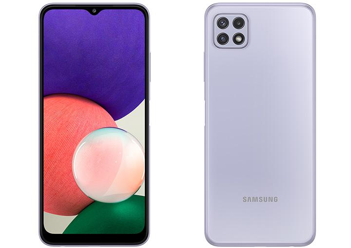 Smartphone 5G rẻ nhất của Samsung lên kệ ở Việt Nam