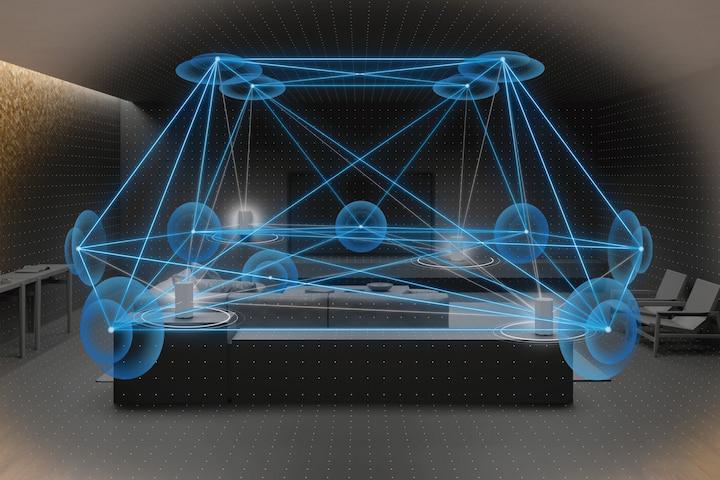 Sony ra mắt 2 hệ thống loa gia đình mới, hỗ trợ âm thanh 360 độ