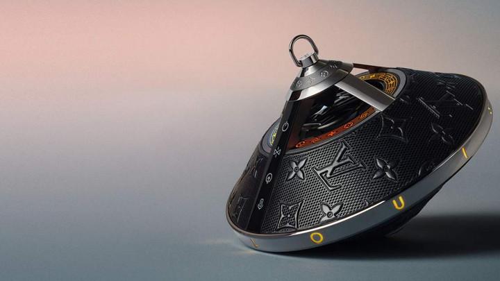 Louis Vuitton ra mắt mẫu loa đẳng cấp gần 3.000 USD, hình dáng như UFO