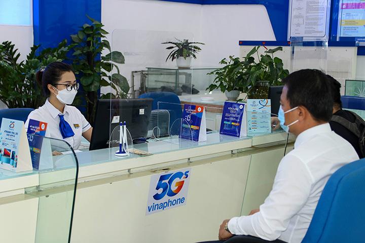 VNPT vẫn mở cửa các điểm giao dịch trên cả nước trong thời gian giãn cách
