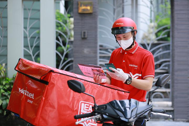 Viettel Post duy trì dịch vụ chuyển phát xuyên dịch tại Hà Nội