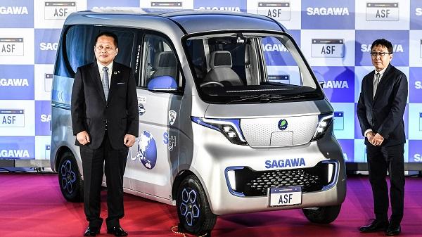 """Ô tô điện Trung Quốc thách thức cả những """"gã khổng lồ"""" châu Âu và Nhật Bản"""