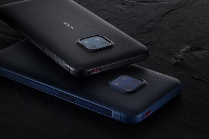 Nokia ra mắt điện thoại XR20 mới, siêu bền, giá 550 USD