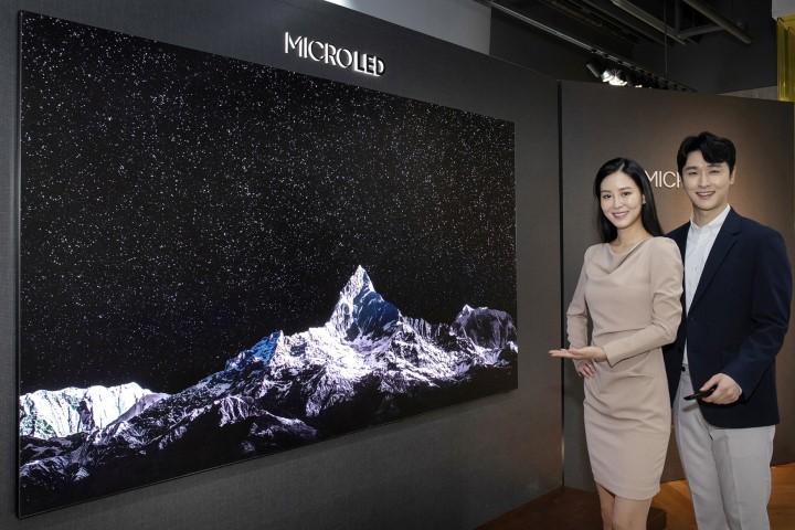 Samsung sẽ ra mắt TV OLED đầu năm sau, mở rộng sản xuất microLED ở Việt Nam