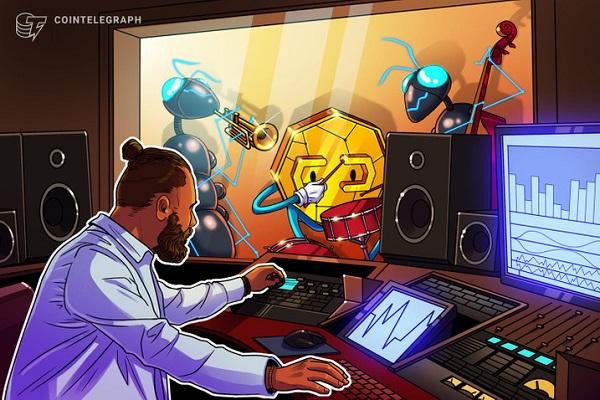 Blockchain đang tạo nên quyền lực mới trong ngành âm nhạc