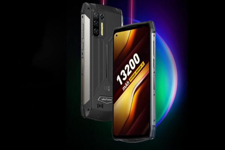 Smartphone có viên pin 'siêu to khổng lồ' 13.200mAh