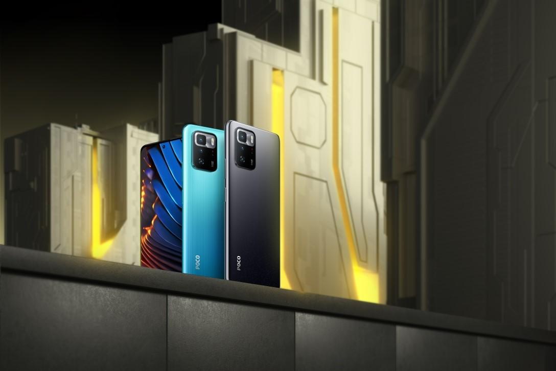 Poco X3 GT ra mắt tại Việt Nam: chip Dimensity 1100, có 5G, sạc nhanh 67W, màn hình 120Hz, giá 7,99 triệu đồng
