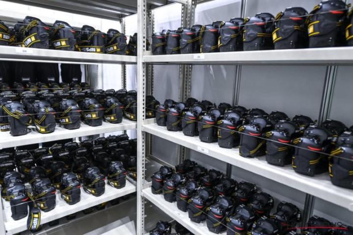 Đây là trung tâm thiết bị nhiếp ảnh Nikon tại Olympic Tokyo 2020