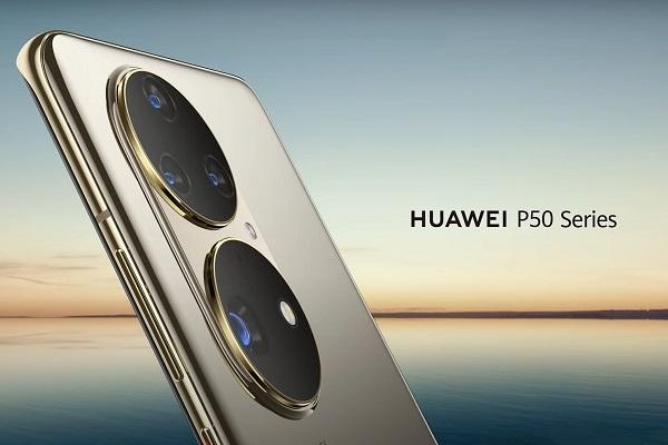 Huawei P50 series: chạy HarmonyOS, Snapdragon 888 nhưng không có 5G
