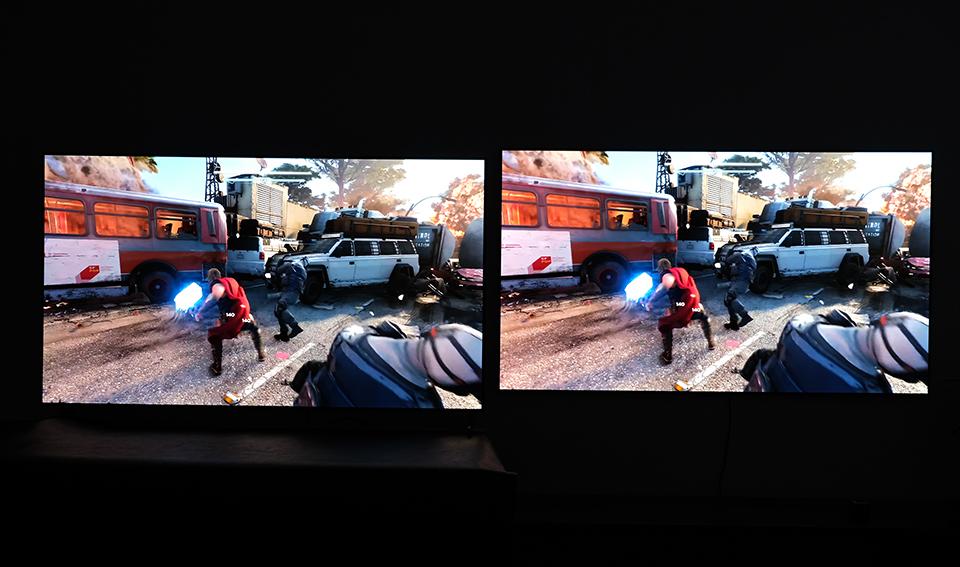 Đọ LG G1 và LG GX 65 inch: lần đầu so tấm nền OLED Evo thế hệ mới và đời cũ - VnReview 2020 18