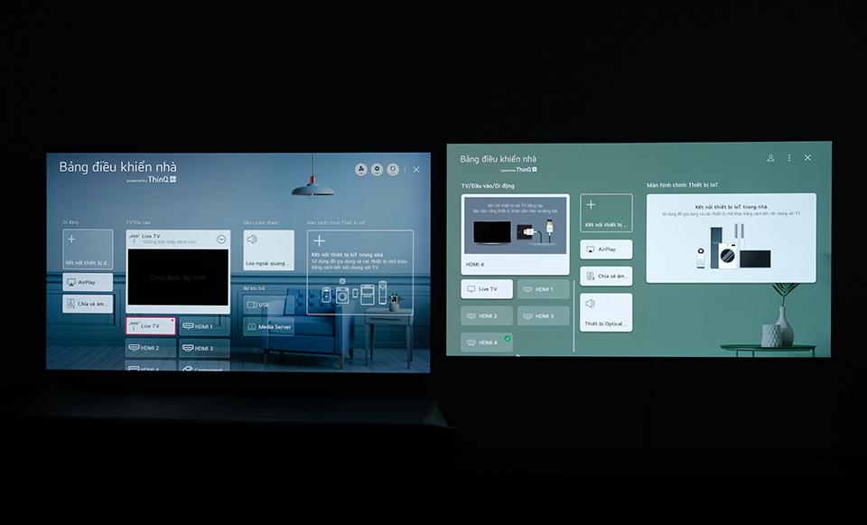 Đọ LG G1 và LG GX 65 inch: lần đầu so tấm nền OLED Evo thế hệ mới và đời cũ - VnReview 2020 9