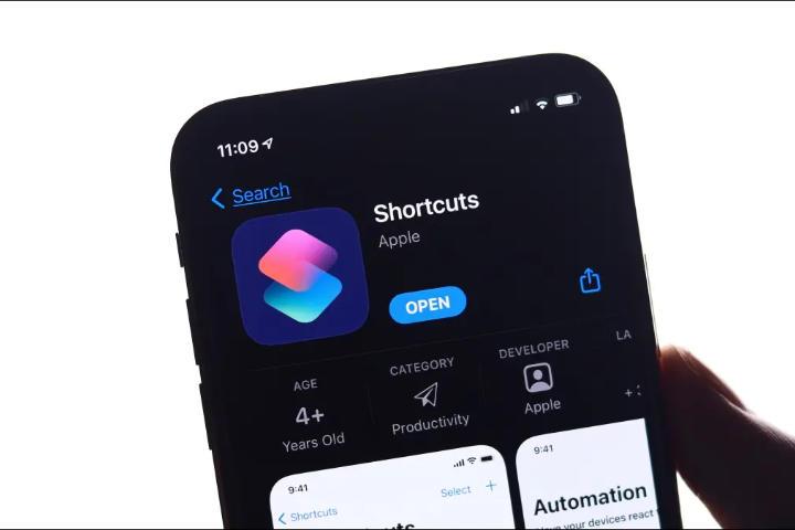 Mẹo tự động hoá tác vụ trên iPhone với ứng dụng Shortcuts