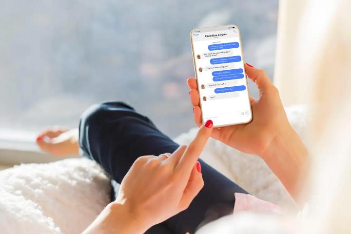 5 cách chụp ảnh màn hình dài hoặc cuộn dọc đoạn chat trên iPhone