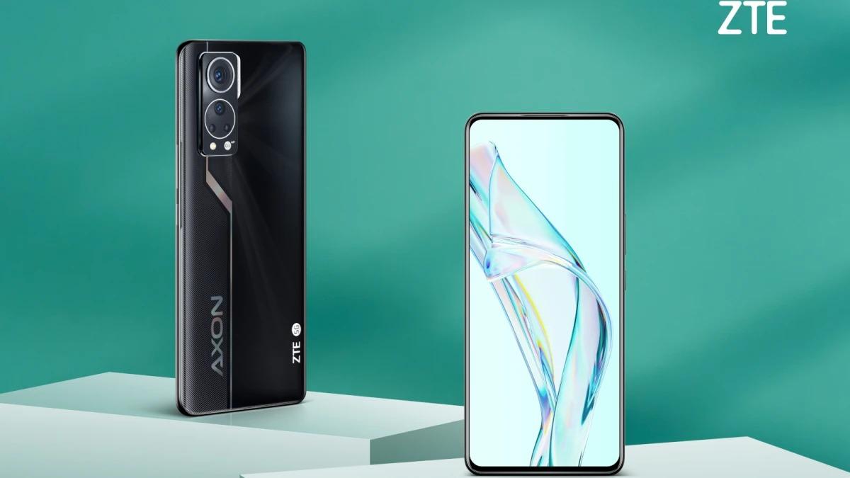 ZTE không còn cô đơn! Các nhà sản xuất điện thoại Trung Quốc bắt đầu chạy theo camera dưới màn hình