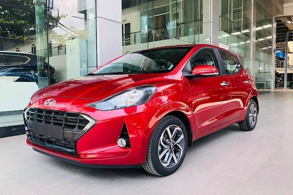 Hyundai Grand i10 mới lộ ảnh trước ngày ra mắt ở Việt Nam
