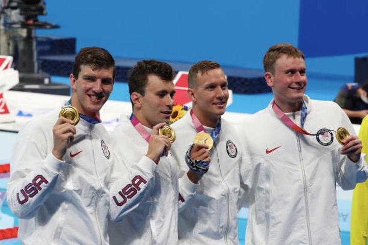 Vận động viên Olympic được thưởng bao nhiêu tiền khi có huy chương?