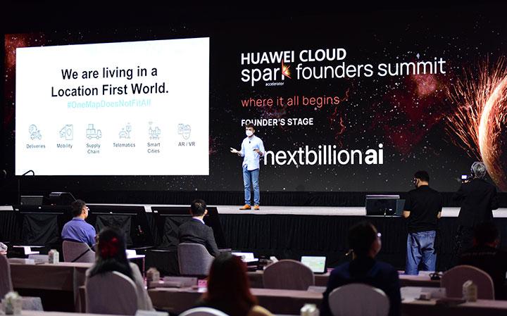 Huawei đầu tư 100 triệu USD vào hệ sinh thái khởi nghiệp châu Á