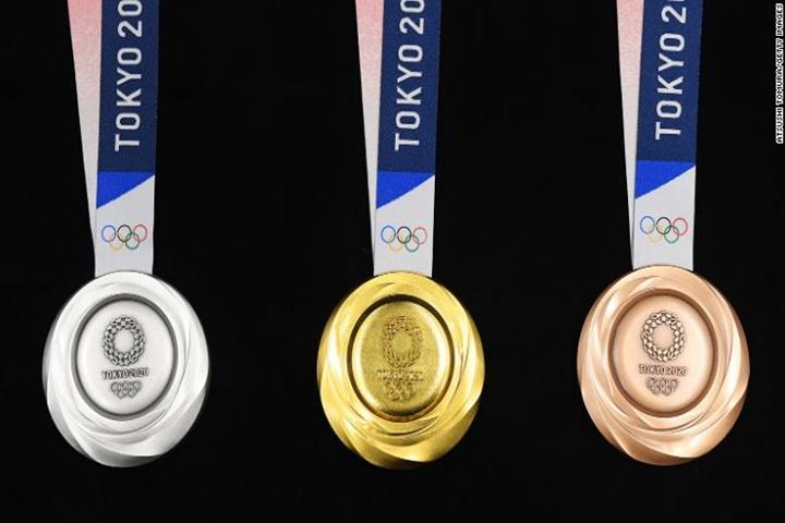 Huy chương Olympic có giá bao nhiêu?