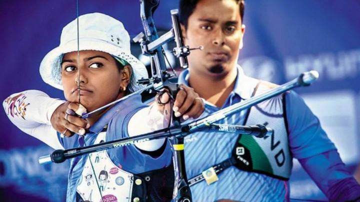 """""""Trên tay"""" cây cung của các tuyển thủ Olympic: rất nhiều công nghệ"""