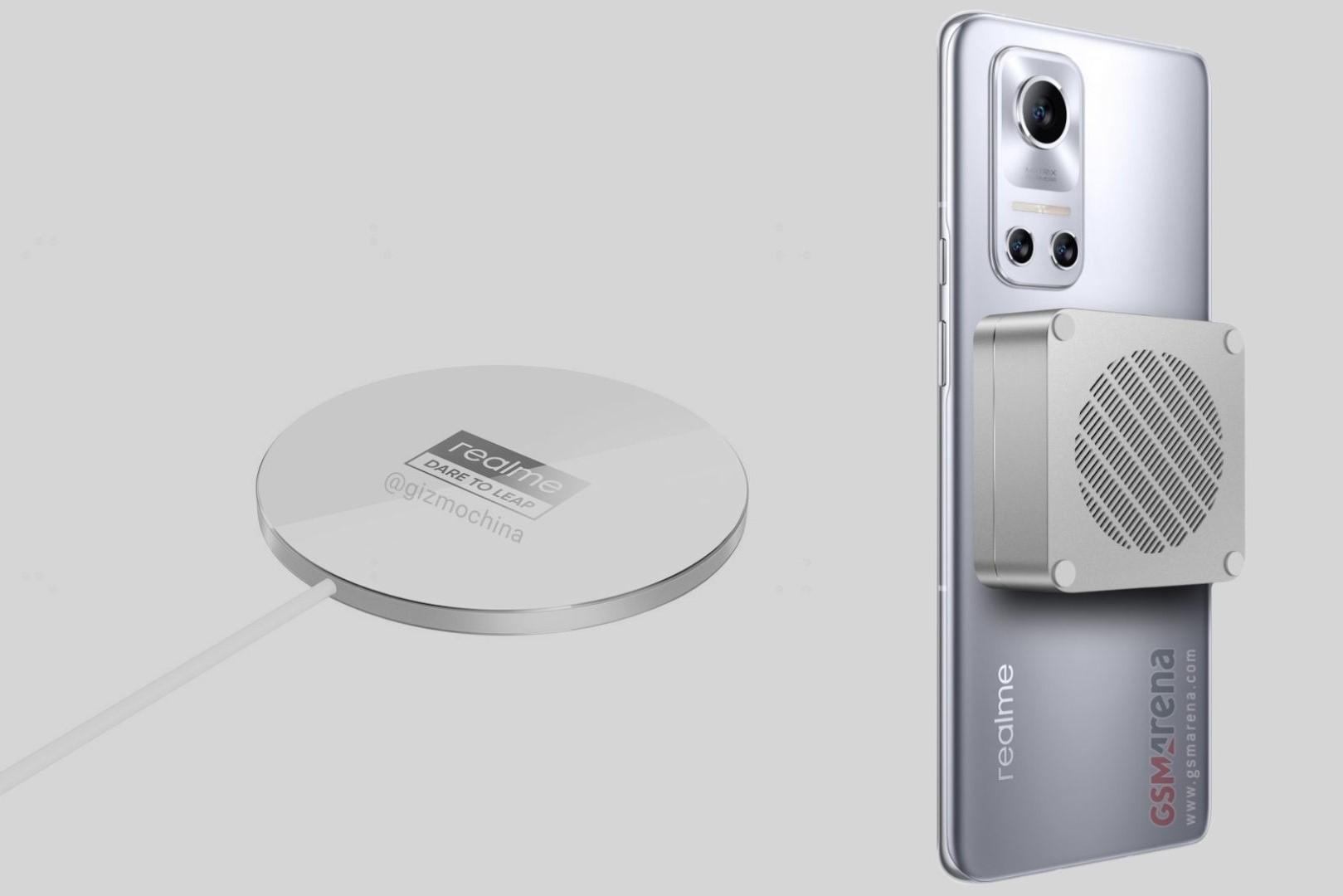 Realme ra mắt MagDart: sạc từ tính không dây nhanh nhất thế giới công suất 50W, đối đầu Apple MagSafe