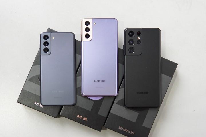 Doanh số dòng Galaxy S21 của Samsung có thể kém hơn Galaxy S20