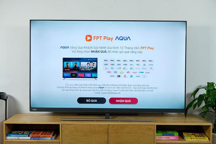 Đánh giá TV AQUA QLED 4K S6 65 inch: Lựa chọn mới ở phân khúc cao cấp